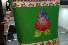 Mayla Little Bucket Bag