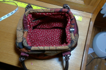 Companion Carpet Bag